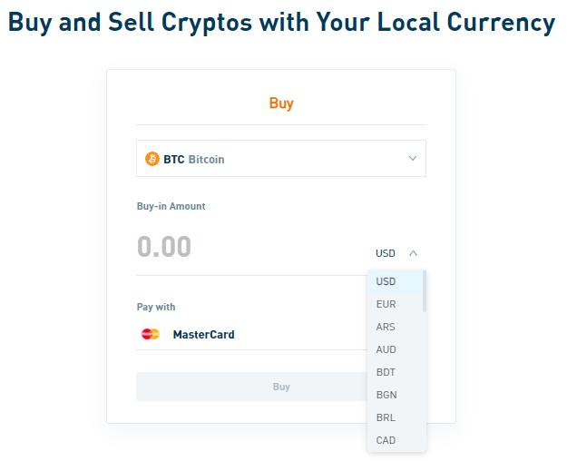 Bithumb Exchange. Cryptocurrency trading