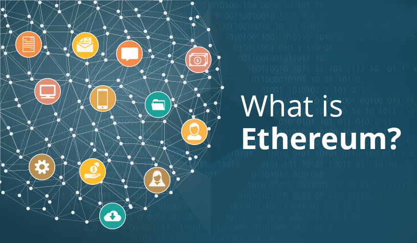 Image introducing Ethereum
