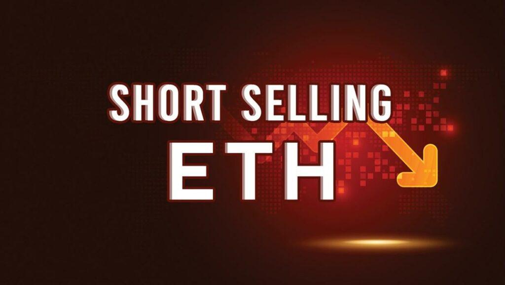 Image depicting ETH shorting