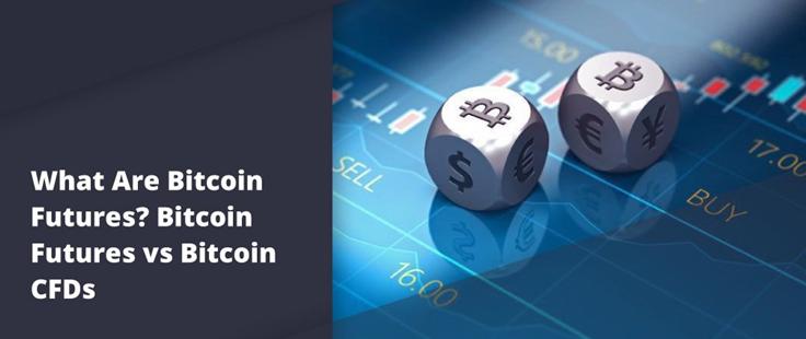 showing Bitcoin short via CFDs