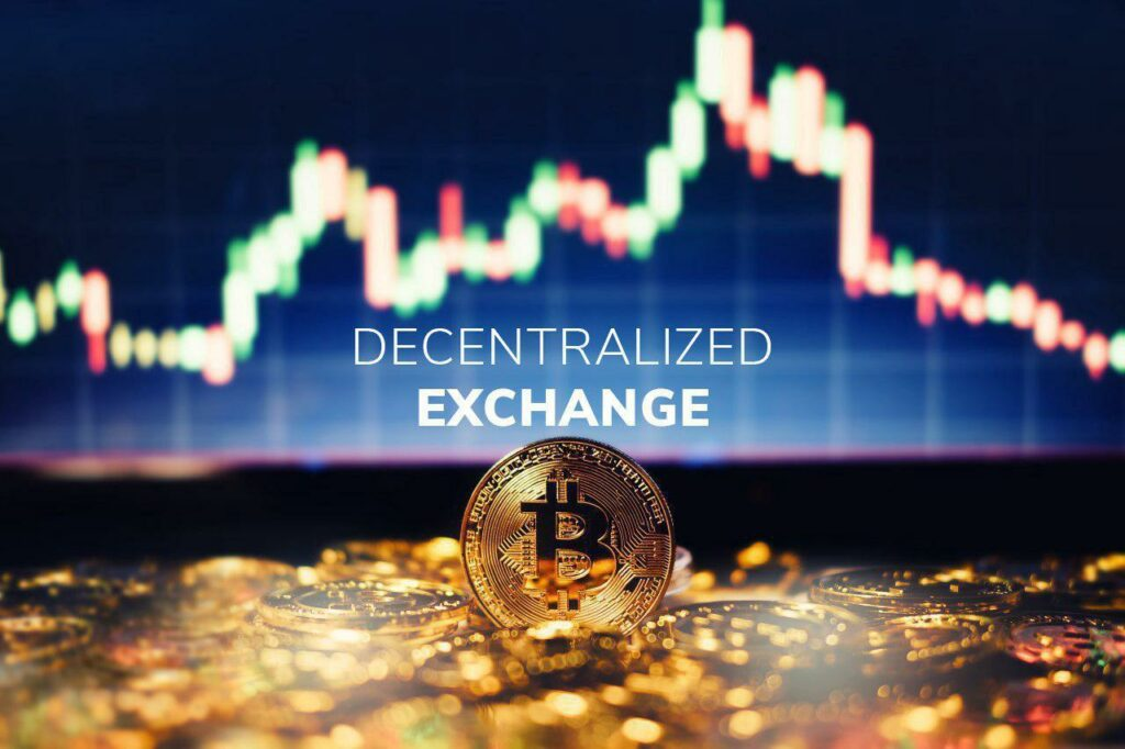 Image introducing decentralized exchanges